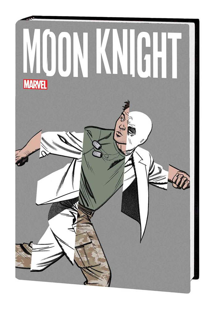 Image: Moon Knight by Jeff Lemire and Greg Smallwood HC  - Marvel Comics