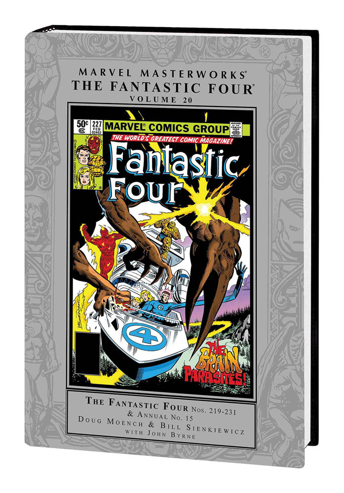 Image: Marvel Masterworks: The Fantastic Four Vol. 20 HC  - Marvel Comics