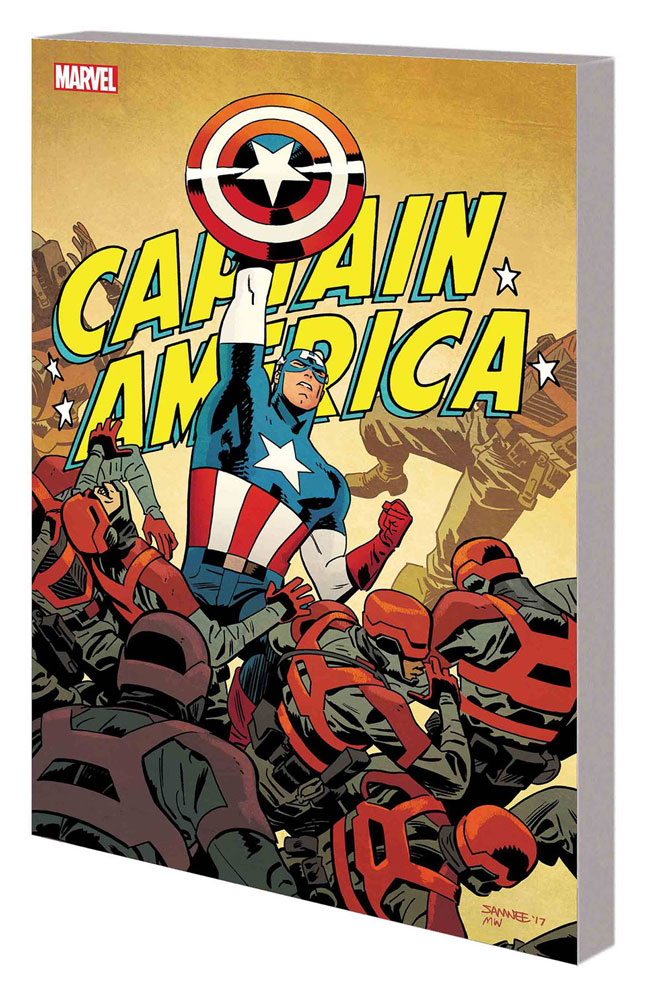 Image: Captain America by Waid & Samnee: Home of Brave SC  - Marvel Comics