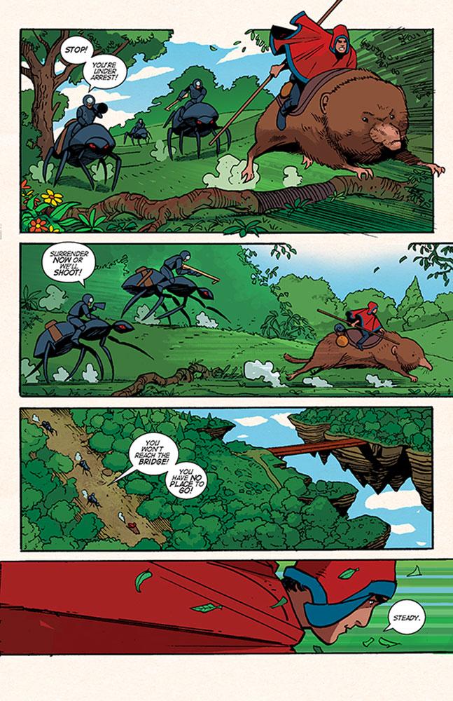 Gogor #1  [2019] - Image Comics