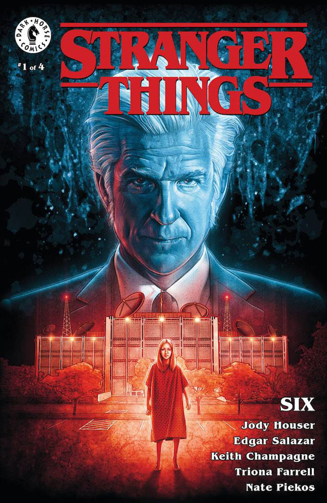 Image: Stranger Things Six #1 (cover B - Lambert)  [2019] - Dark Horse Comics