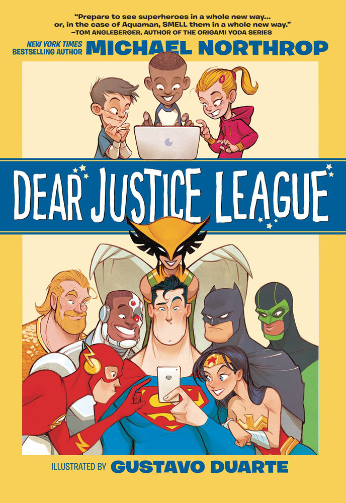 Dear Justice League SC