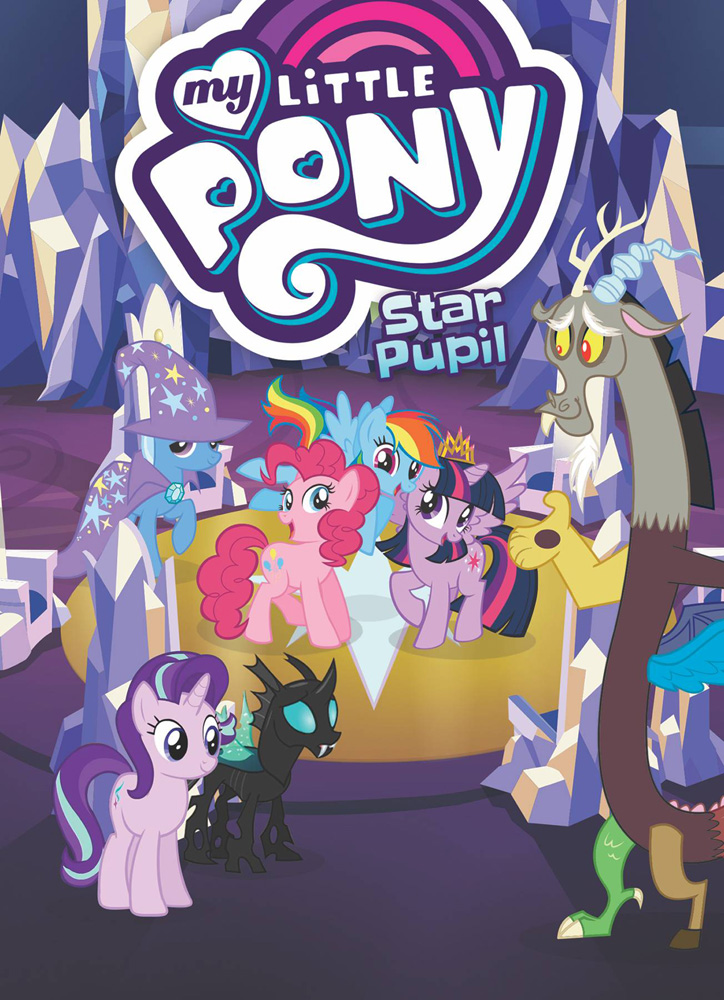 Image: My Little Pony: Star Pupil SC  - IDW Publishing