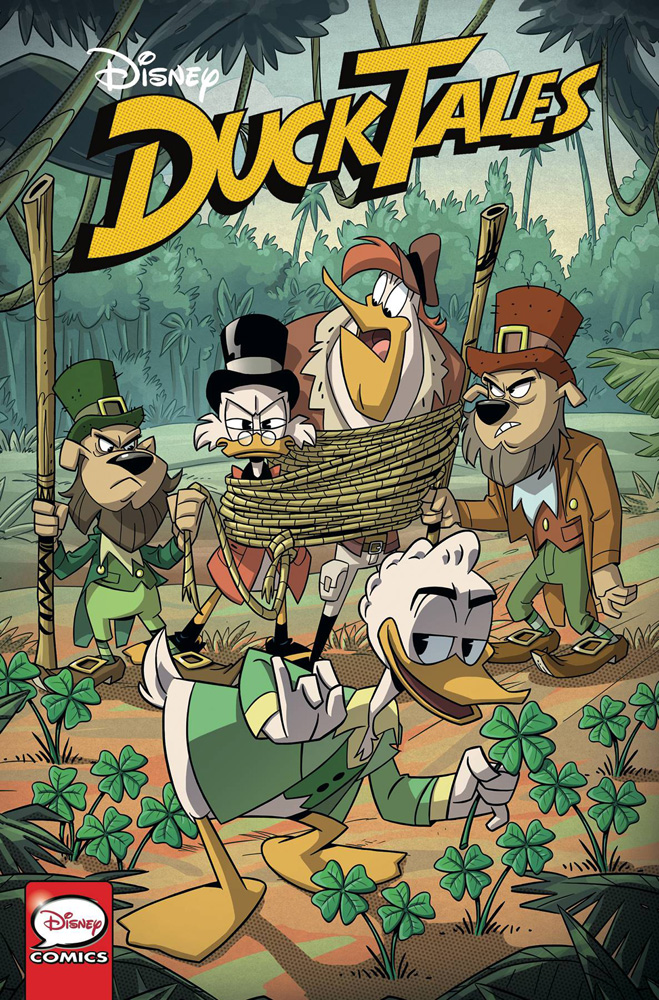 Image: Ducktales: Monsters and Mayhem SC  - IDW Publishing