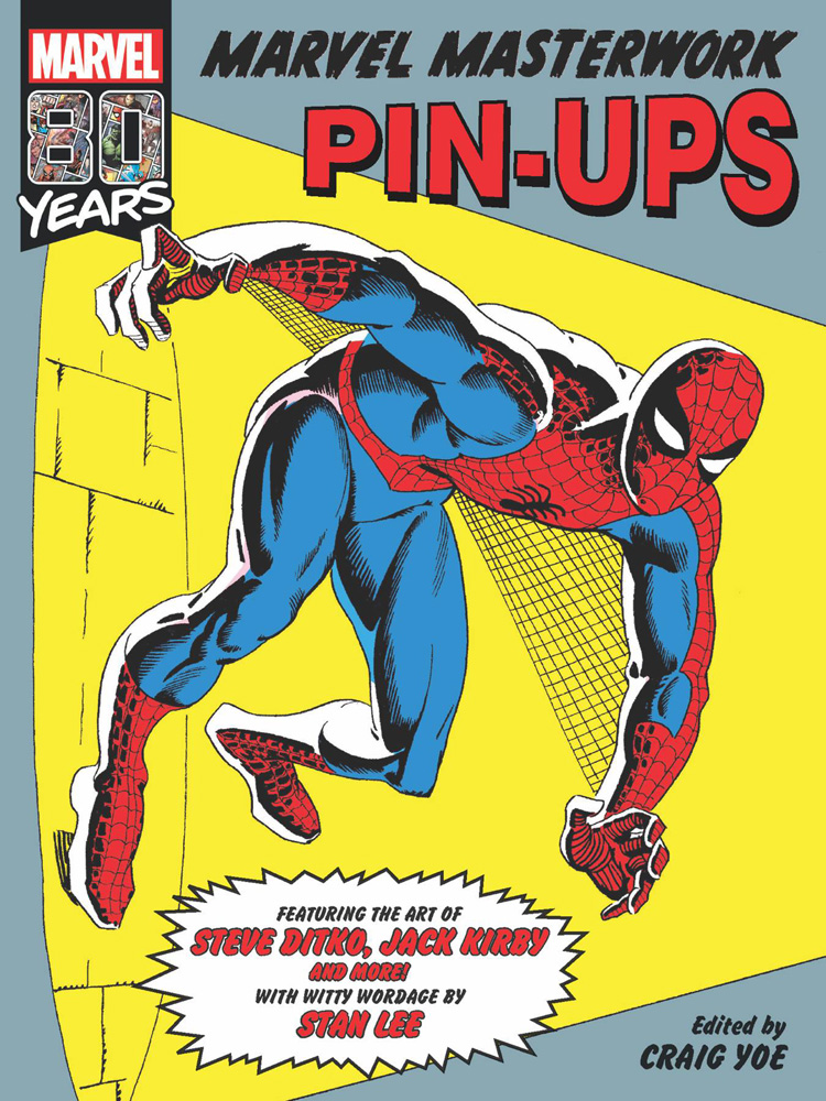 Marvel Masterwork: Pin-Ups HC