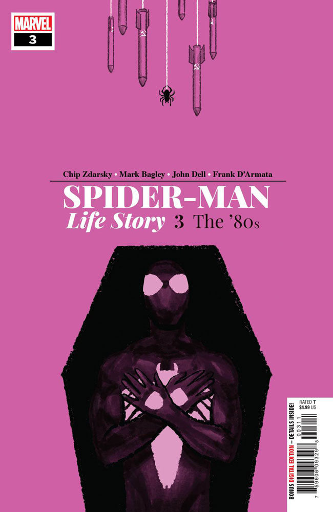 Image: Spider-Man: Life Story #3 - Marvel Comics