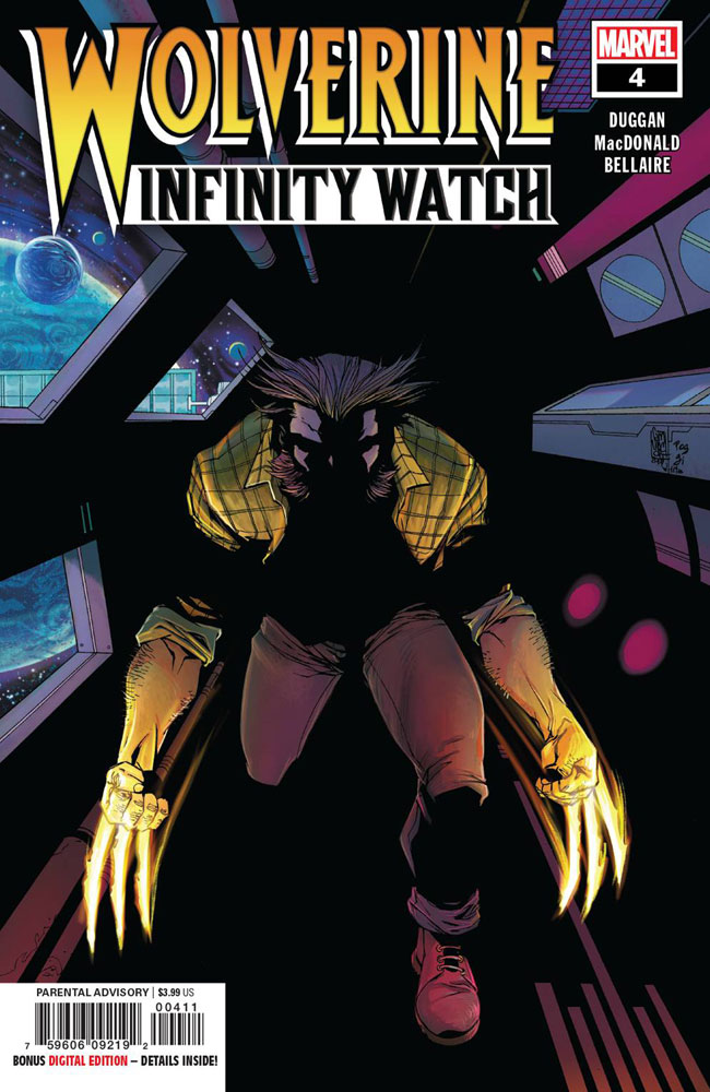 Image: Wolverine: Infinity Watch #4  [2019] - Marvel Comics