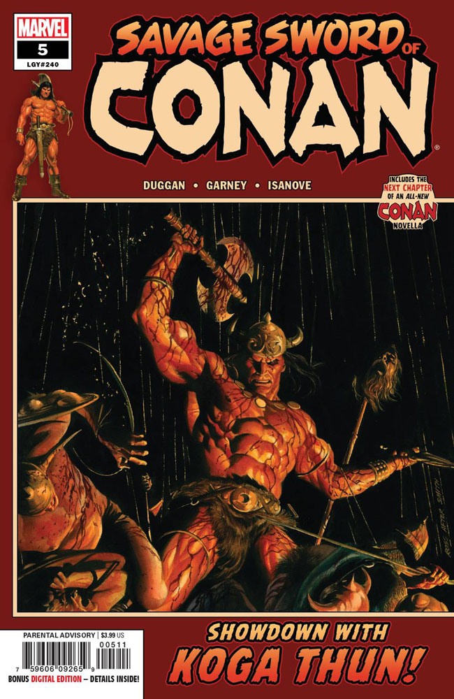 Image: Savage Sword of Conan #5  [2019] - Marvel Comics