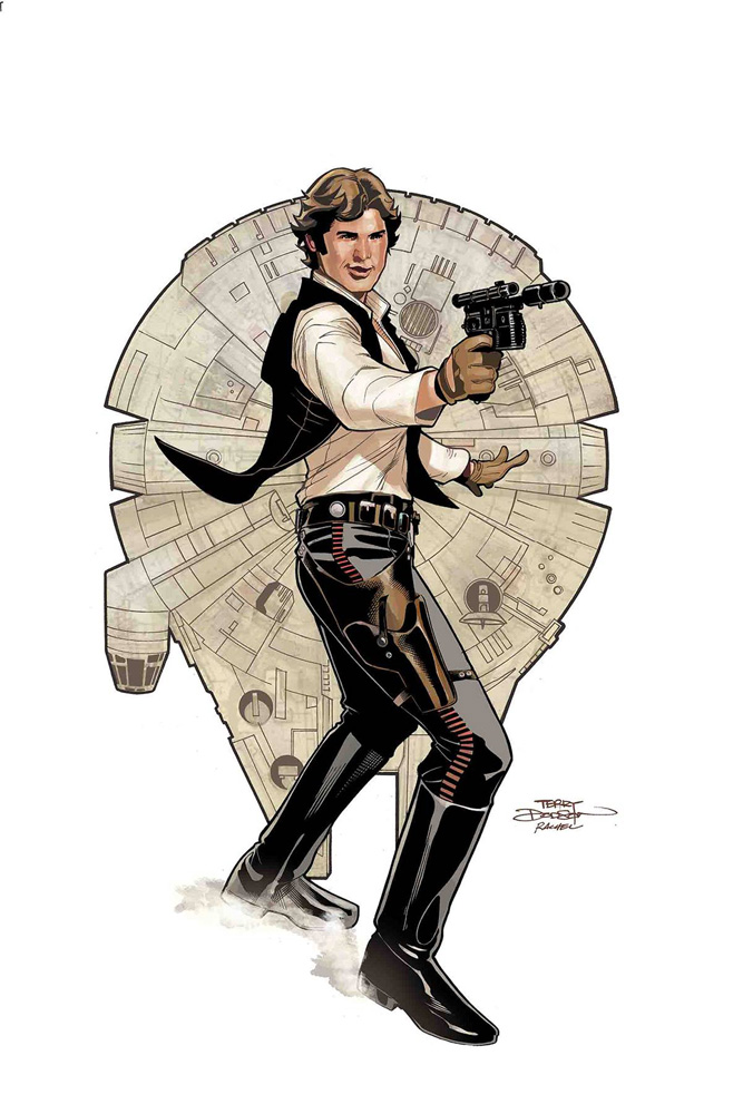 Image: Star Wars: Age of Rebellion - Han Solo #1  [2019] - Marvel Comics