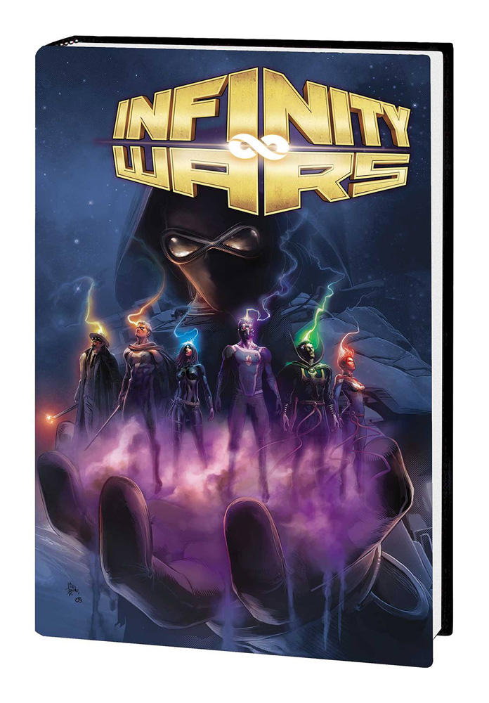 Image: Infinity Wars by Gerry Duggan: The Complete Collection HC  - Marvel Comics