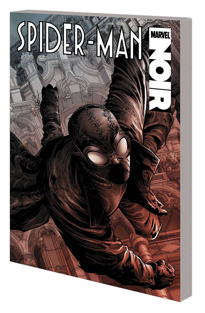 Image: Spider-Man Noir: The Complete Collection SC  - Marvel Comics