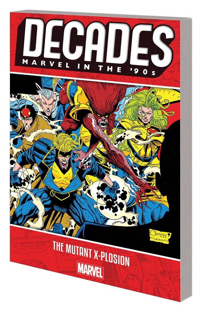Decades: Marvel in the '90s