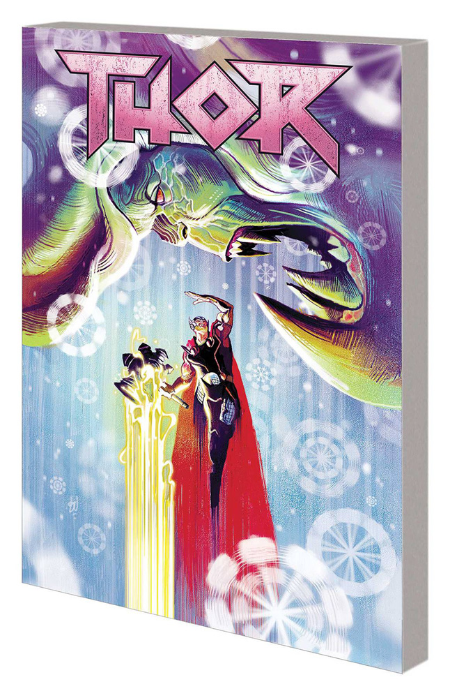 Image: Thor Vol. 02: Road to War of the Realms SC  - Marvel Comics