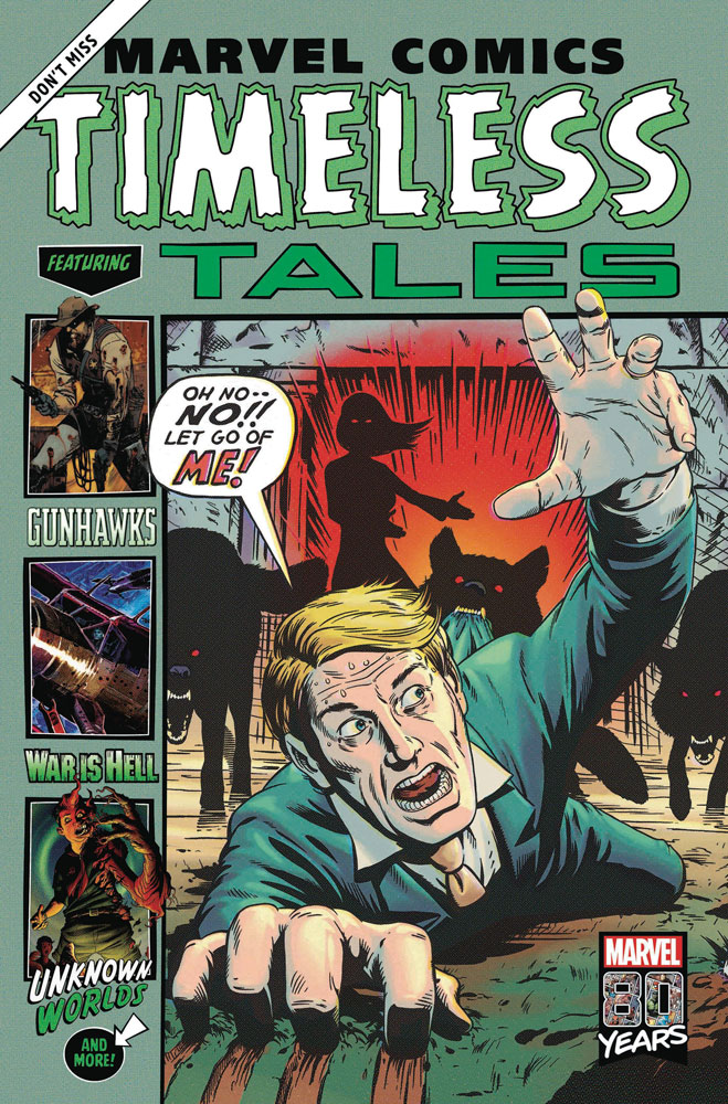 Marvel Comics: Timeless Tales TPB