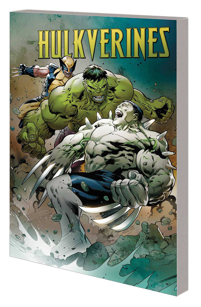 Image: Hulkverines SC  - Marvel Comics