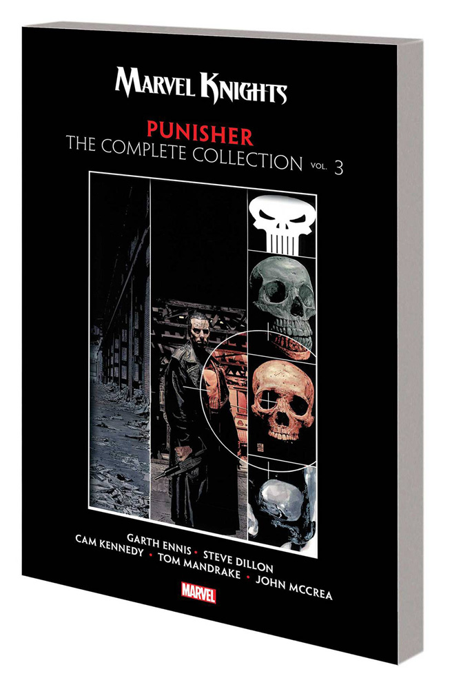 Image: Marvel Knights Punisher by Garth Ennis: The Complete Collection Vol. 03 SC  - Marvel Comics