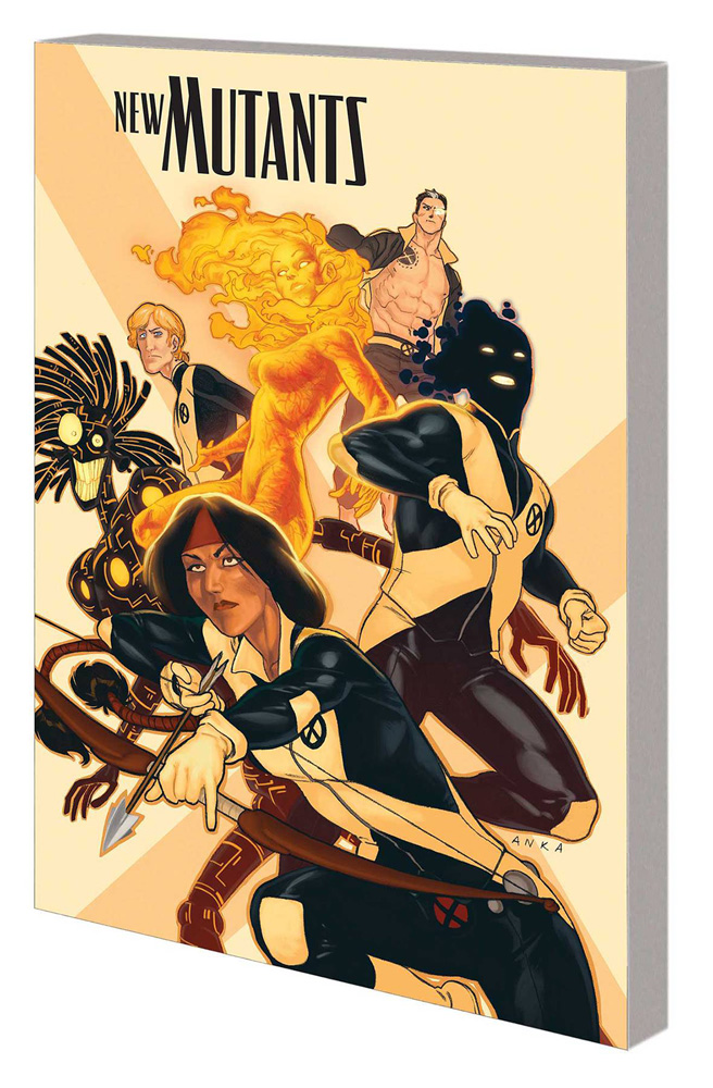 Image: New Mutants by Abnett & Lanning: The Complete Collection Vol. 02 SC  - Marvel Comics
