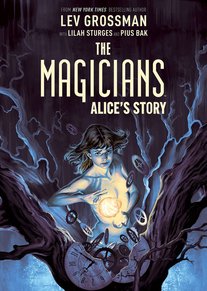 Image: Magicians: Alice's Story HC  - Boom! - Archaia