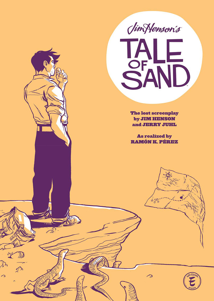 Image: Jim Hensons Tale of Sand SC  - Boom! - Archaia