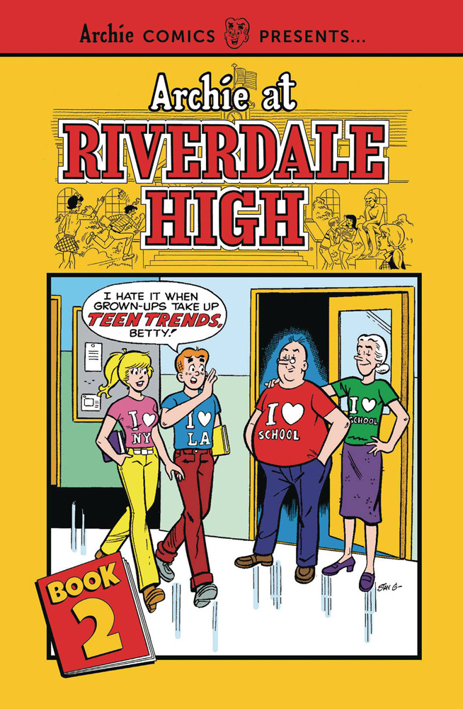 Image: Archie at Riverdale High Vol. 02 SC  - Archie Comic Publications