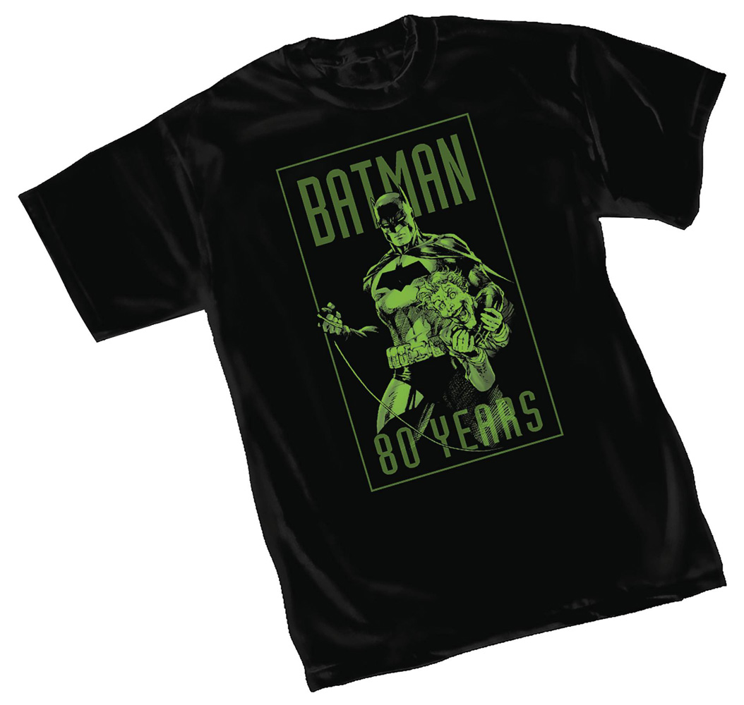 Image: Batman & Joker T-Shirt  (XXL) - Graphitti Designs