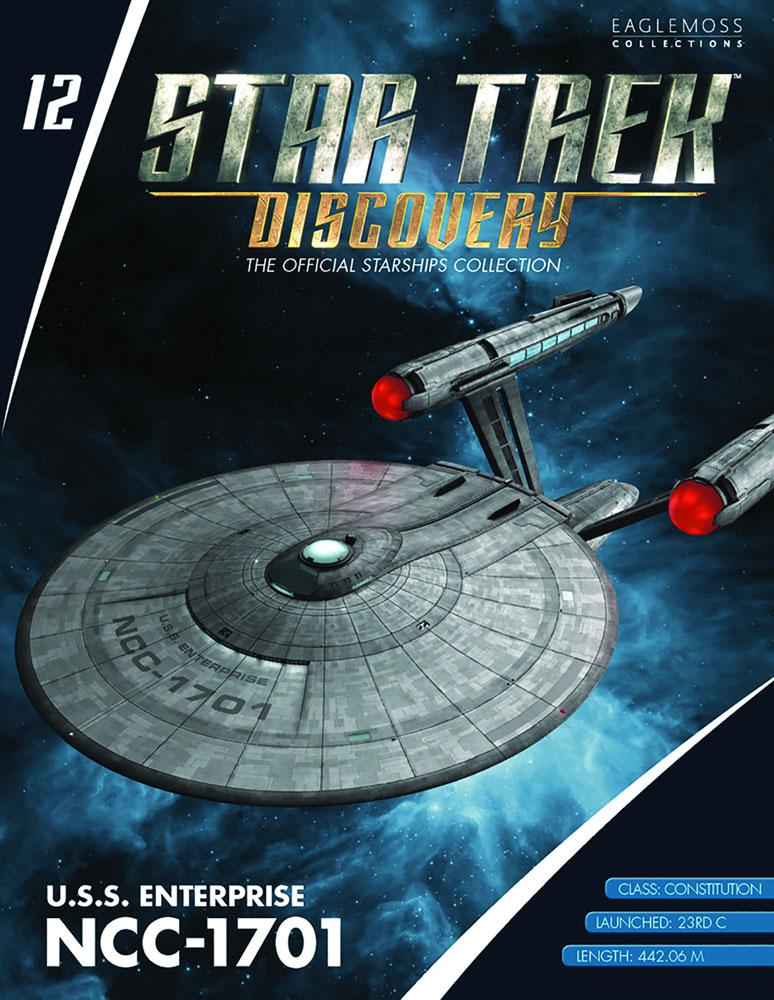 Star Trek Discovery Official Starships Collection: U.S.S. Enterprise NCC-1701  - Eaglemoss Publications Ltd