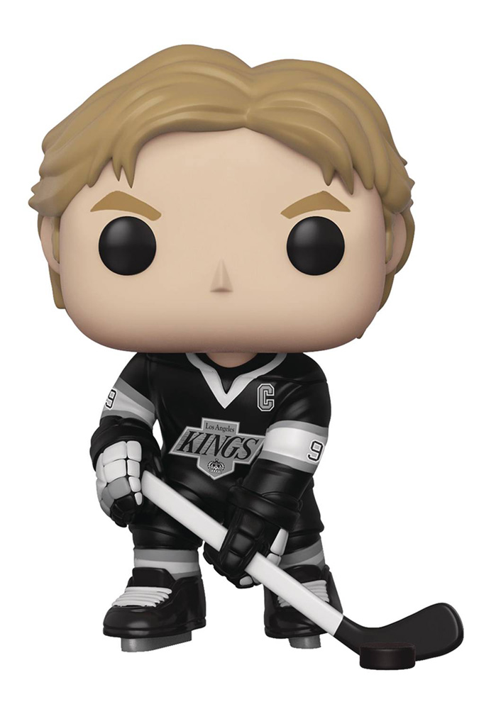 Image: Pop! NHL Vinyl Figure: Los Angeles Kings - Wayne Gretzky  - Funko