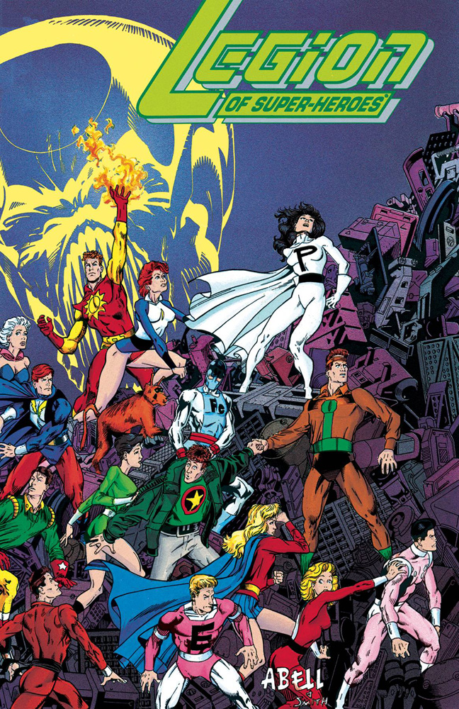 The Legion of Super-Heroes: Five Years Later Omnibus Volume 1