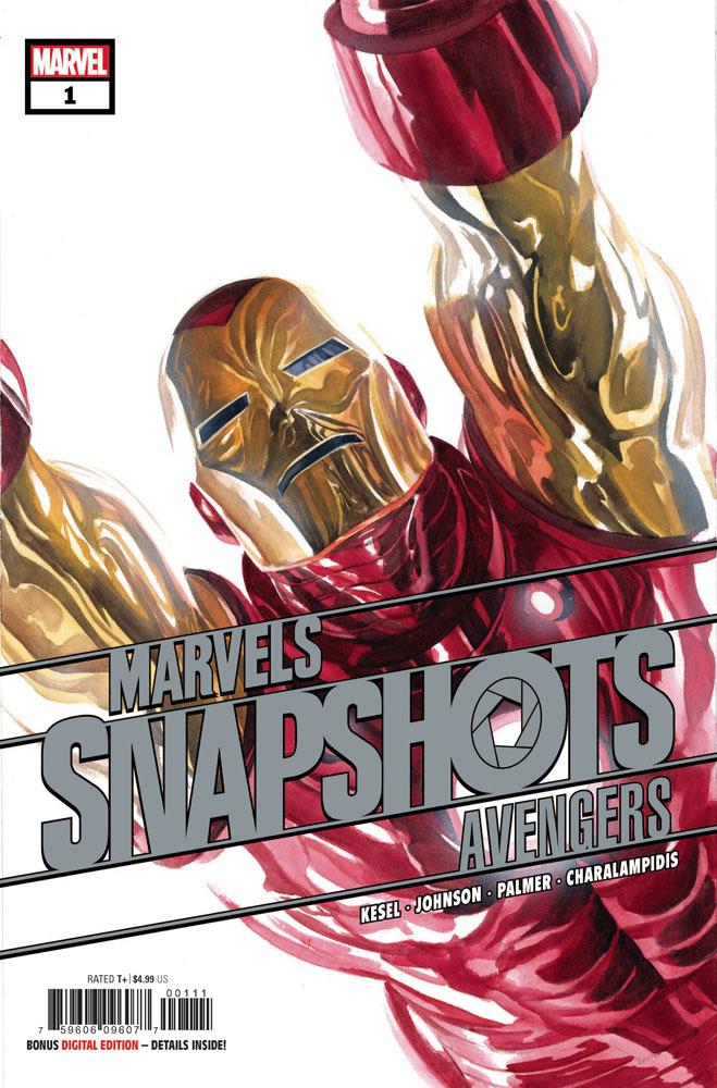 Avengers: Marvels Snapshots