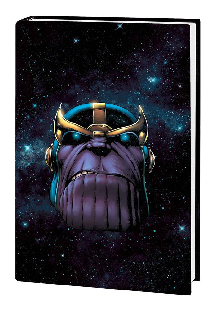 Thanos: The Infinity Saga Omnibus