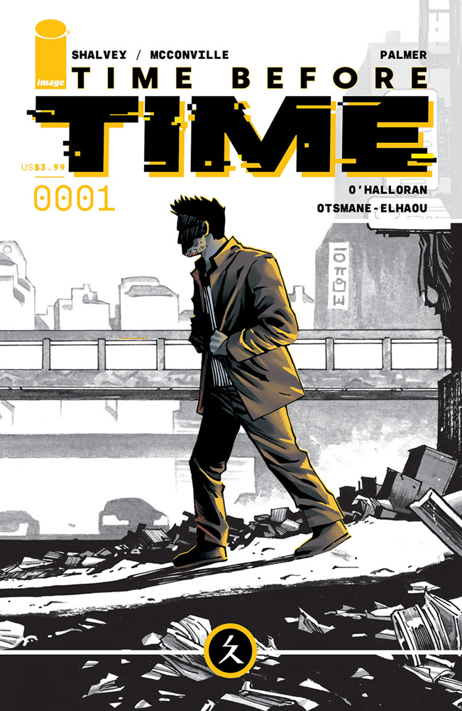 Image: Time Before Time #1 (cover A - Shalvey) - Image Comics