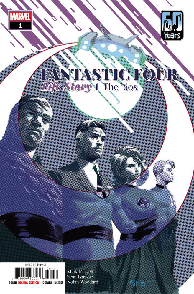 Image: Fantastic Four: Life Story #1 - Marvel Comics