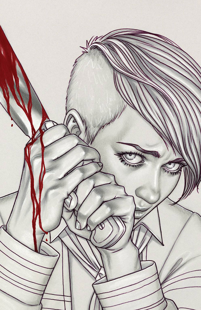Image: Something is Killing the Children #16 (cover D incentive 1:50 - Frison) - Boom! Studios