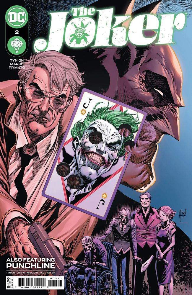 Image: Joker #2 (DFE signed - Tynion IV) - Dynamic Forces