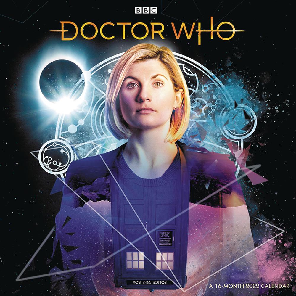 Wow Calendar 2022.Doctor Who 2022 Wall Calendar Westfield Comics