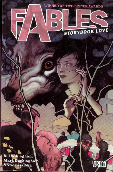 Image: Fables Vol. 03: Storybook Love SC  - DC Comics