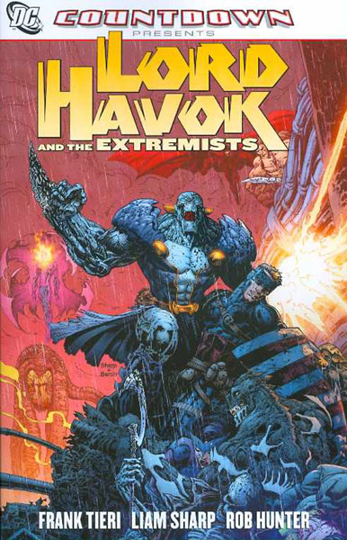 Image: Countdown Presents: Lord Havok and the Extremists SC  - DC Comics