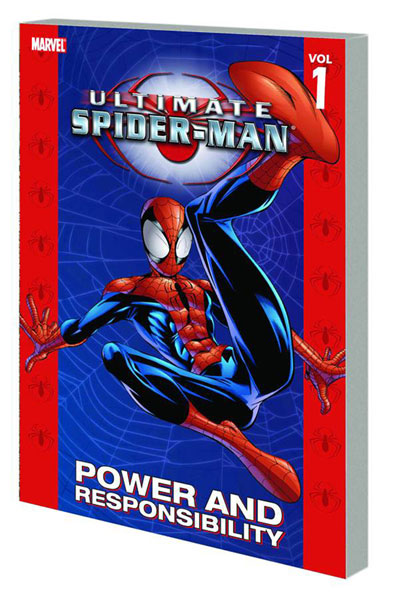 Image: Ultimate Spider-Man Vol. 01: Power & Responsibility SC  (new printing) - Marvel Comics