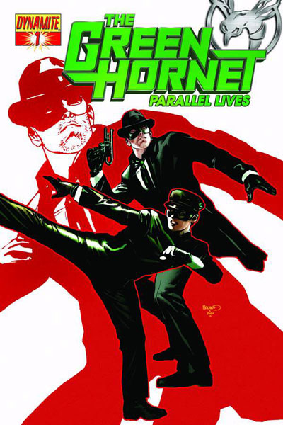 Image: Green Hornet: Parallel Lives #1 - D. E./Dynamite Entertainment