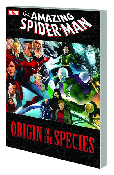 Image: Spider-Man: Origin of the Species SC  - Marvel Comics