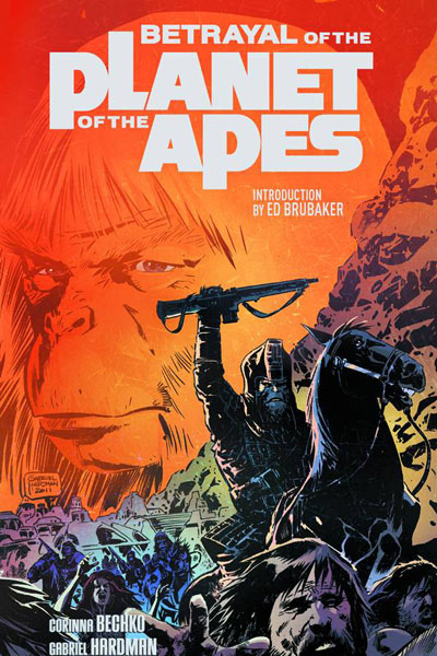 Image: Betrayal of the Planet of the Apes SC  - Boom! Studios