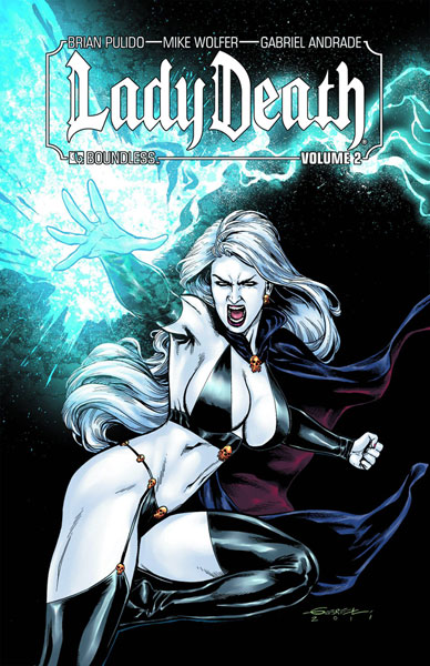 Image: Lady Death Vol. 02 SC  - Boundless Comics