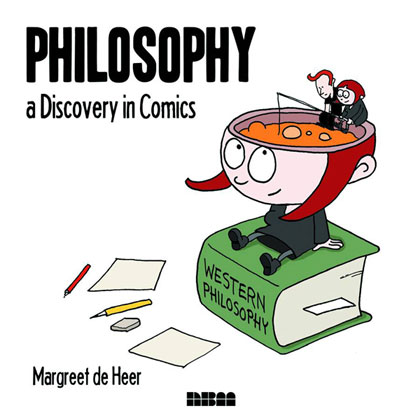 Image: Philosophy: A Discovery in Comics HC  - NBM