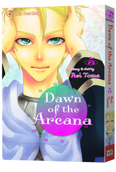 Image: Dawn of the Arcana Vol. 05 SC  - Viz Media LLC