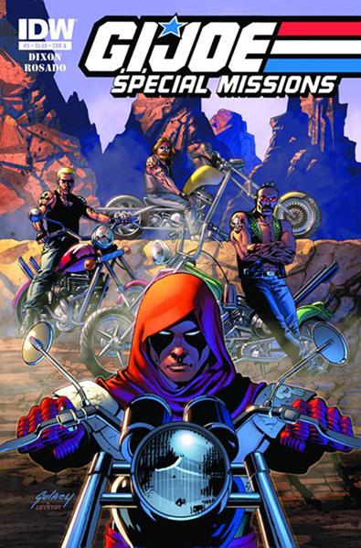 G.I. Joe: Special Missions #5 - IDW Publishing