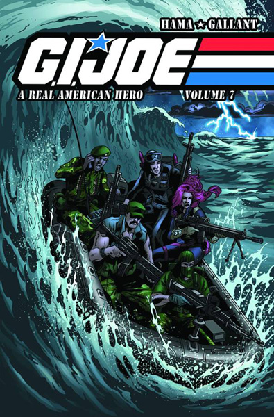Image: G.I. Joe: A Real American Hero Vol. 07 SC  - IDW Publishing