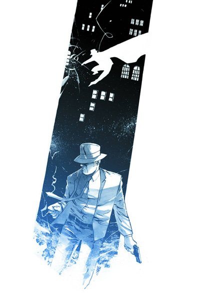 Image: Masks & Mobsters Vol. 01 HC  - Image Comics