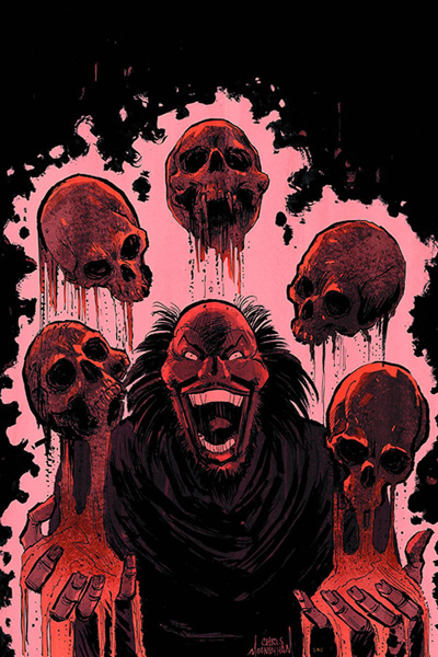 Image: Five Ghosts #5 - Image Comics