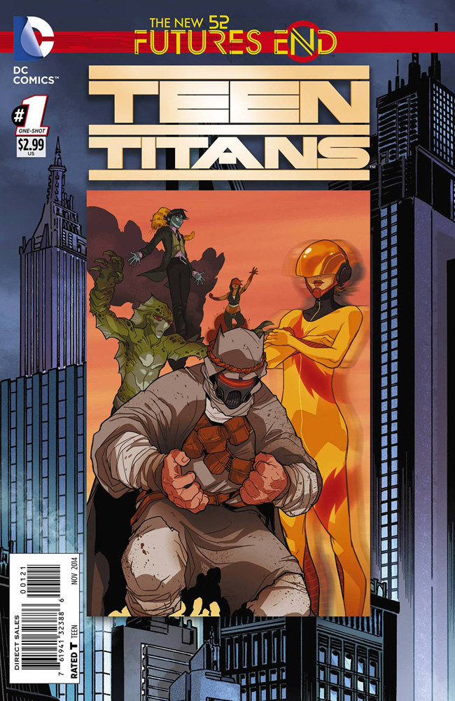 Image: Teen Titans: Futures End #1 (standard edition) - DC Comics