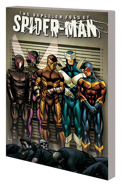 Image: Superior Foes of Spider-Man Vol. 02: The Crime of the Century SC  - Marvel Comics